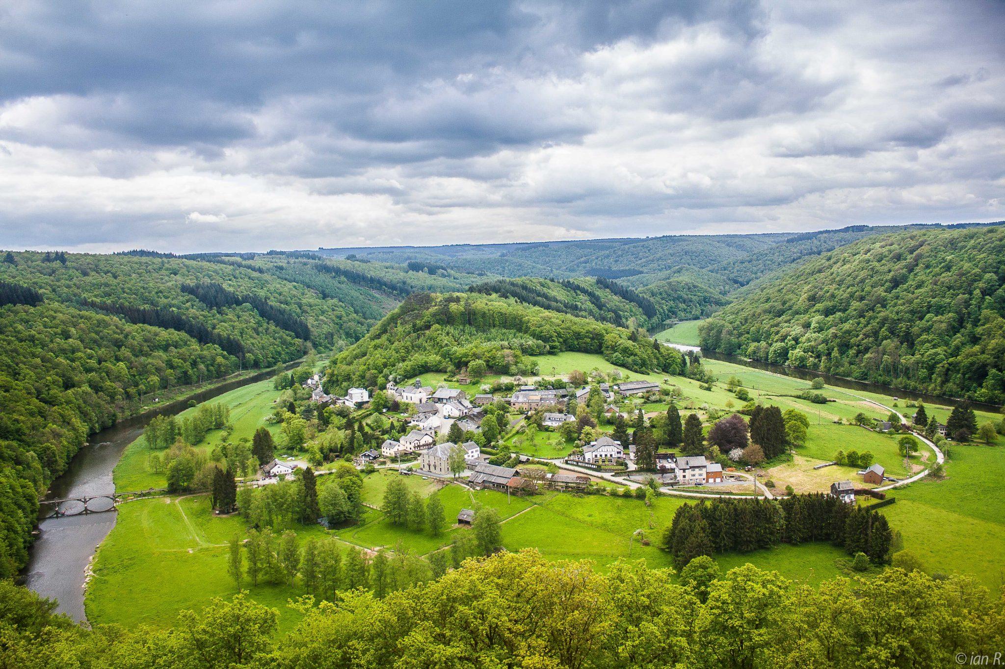 Les Ardennes (Belgique)